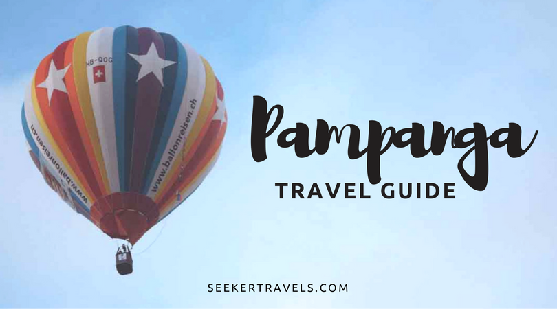 Pampanga Travel Guide