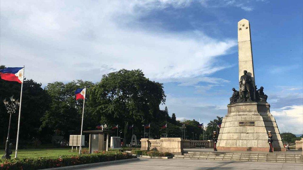 Rizal or Luneta Park