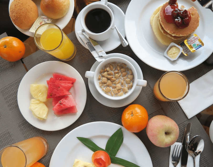Hotel H2O Staycation (Breakfast Buffet)