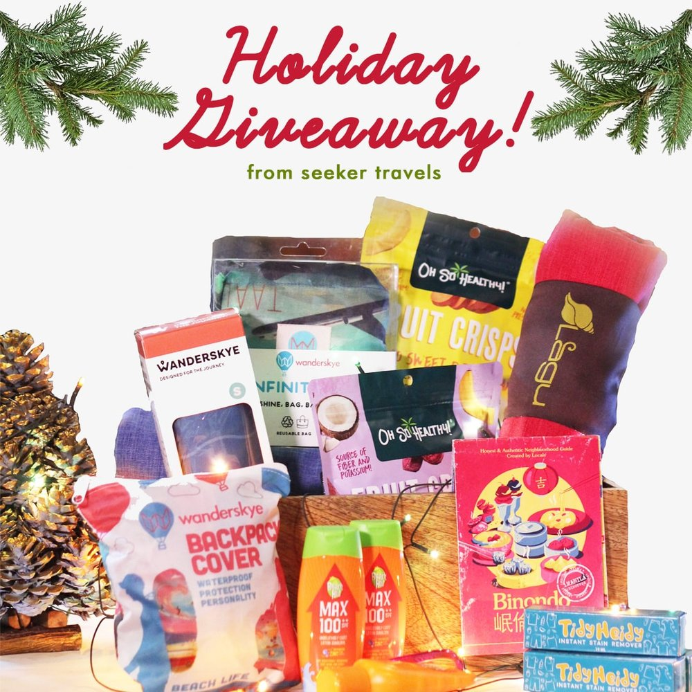 Seeker Holiday Giveaway
