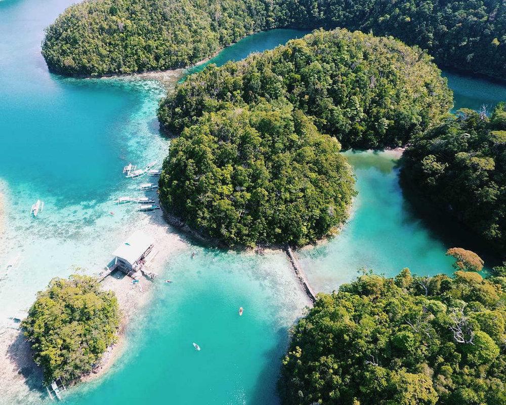 Sugba Lagoon (by @fonsfavis)
