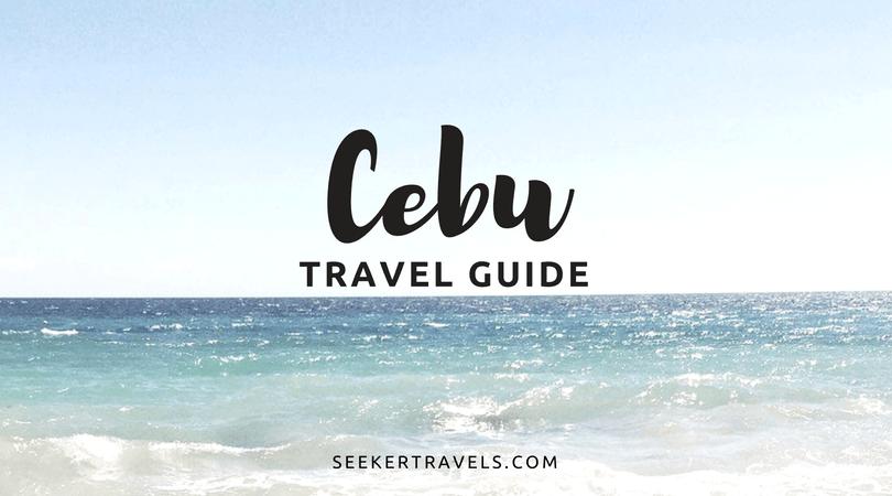 Cebu Travel Guide by Seeker