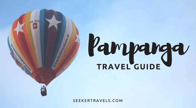 Pampanga Travel Guide by Seeker