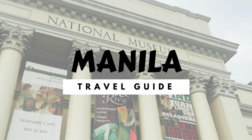 Manila Travel Guide by Seeker