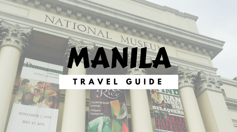 Manila Travel Guide by Seeker