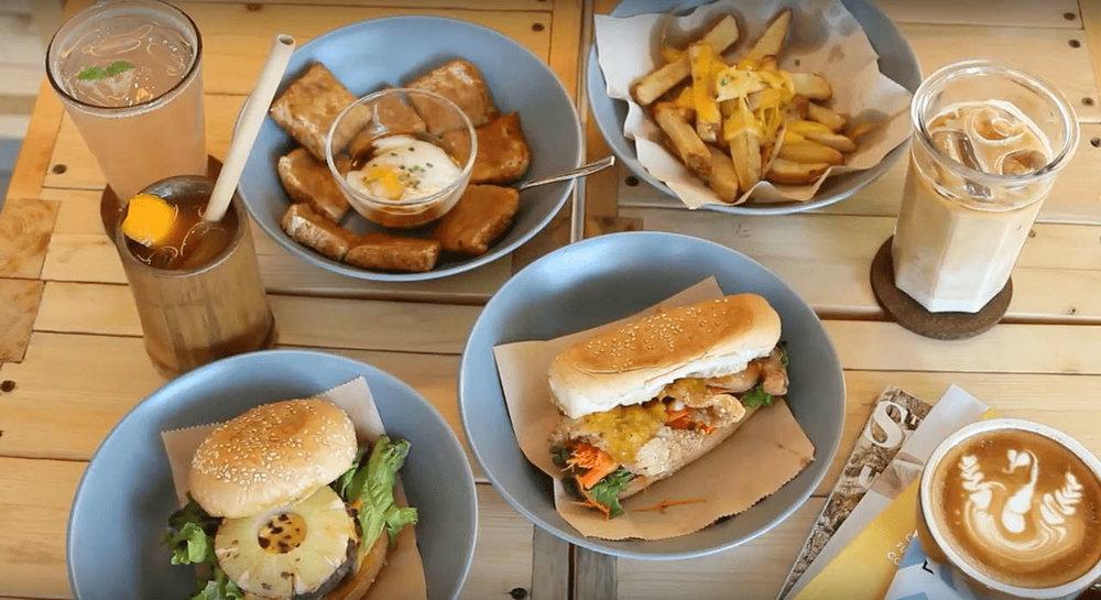 Clean Beach Co - La Union Cafe (food)