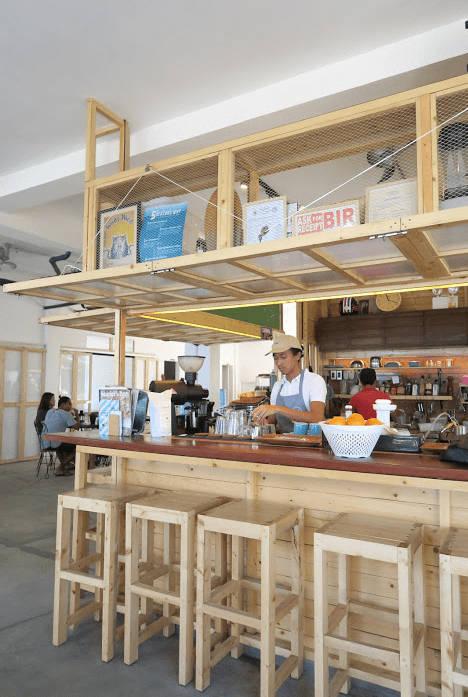 Clean Beach Co - La Union Cafe (interiors)