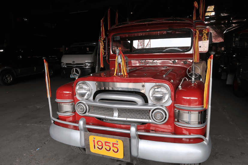 9:30 AM SARAO JEEPNEY FACTORY  Photo by @ seekertravels