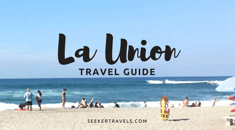 La Union Travel Guide | SEEKER