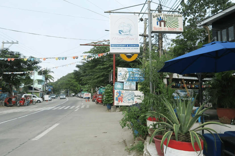 What to eat in La Union - Magellan's La Union