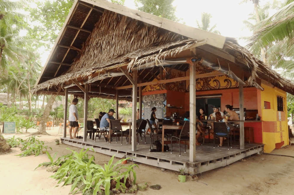 Siargao Restaurants - Cafe Loka