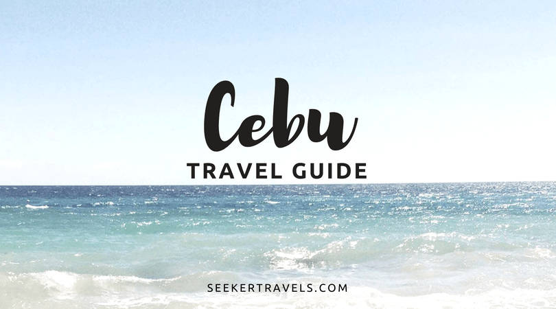 Seeker's Cebu Travel Guide