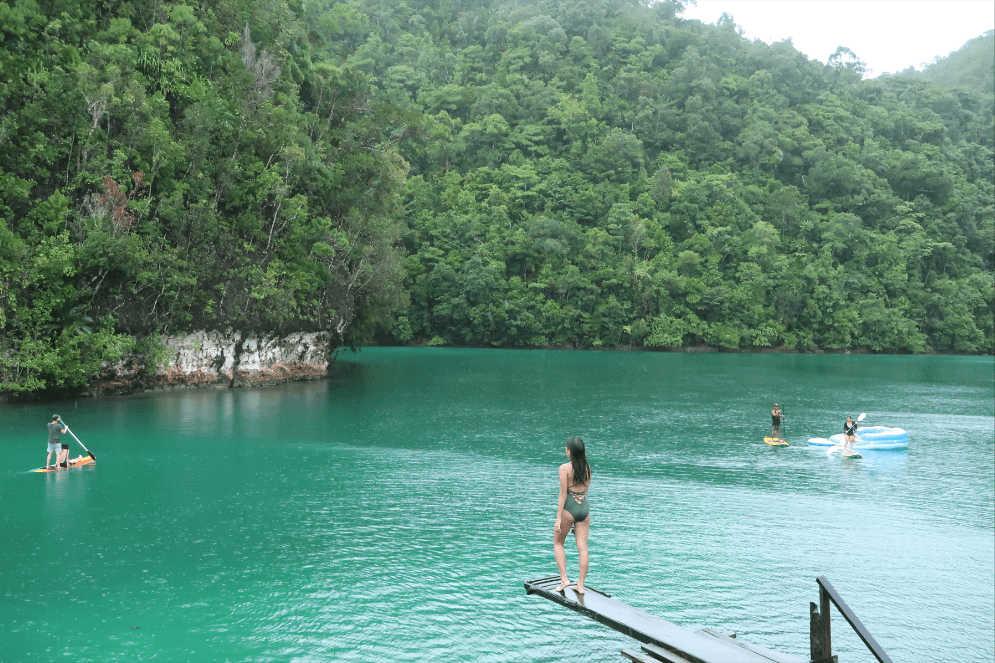 Seeker Pass - Sugba Lagoon