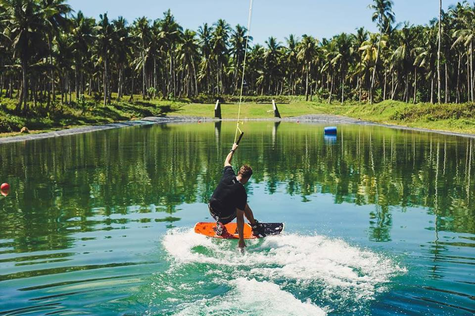 Siargao Wake Park photo by @siargaowakepark