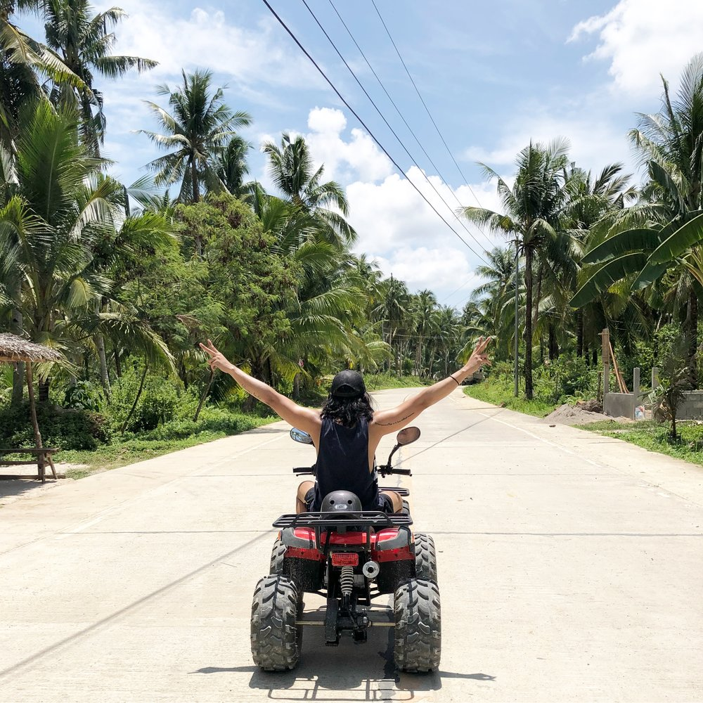 ATV photo by  Siargao ATV Rental