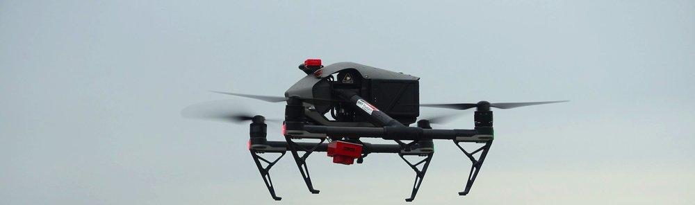 DJI INSPIRE 2 REDEDGE MOUNT KIT BY SKY FLIGHT ROBOTICS INC.