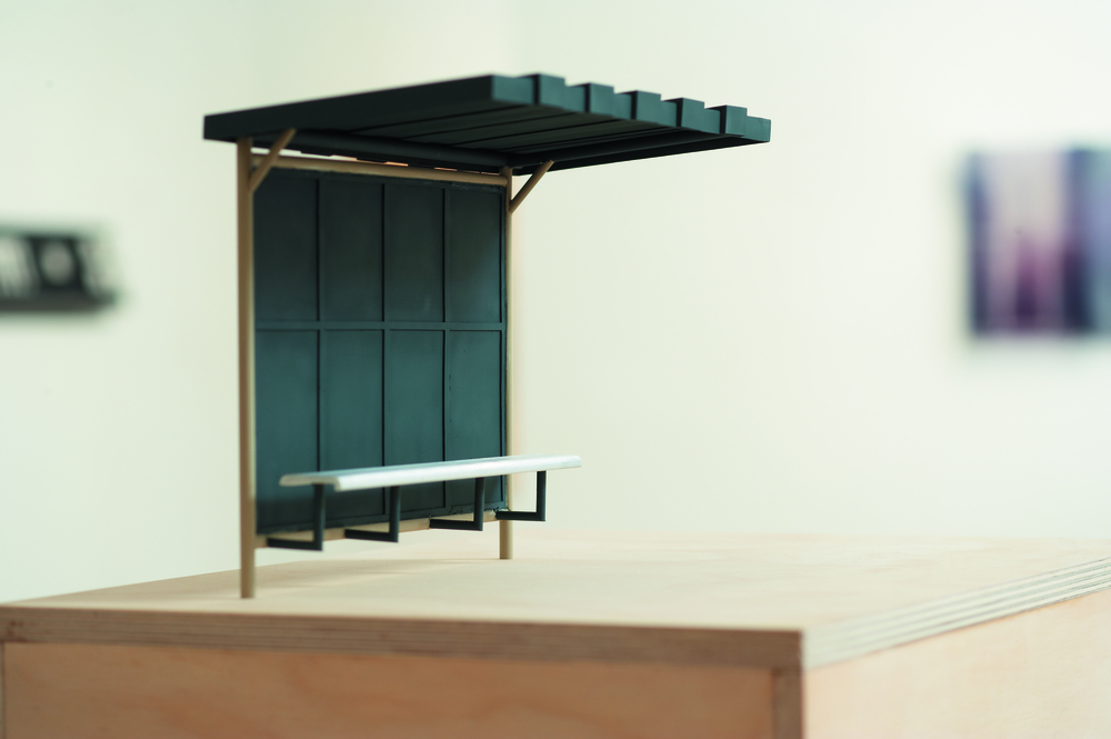 SHELFLIFE , Curated by Doug Sheerer, Galerie Düsseldorf, Perth International Arts Festival   Shelter, 2005 Mixed Media 145 x 55 x 39.3 cm