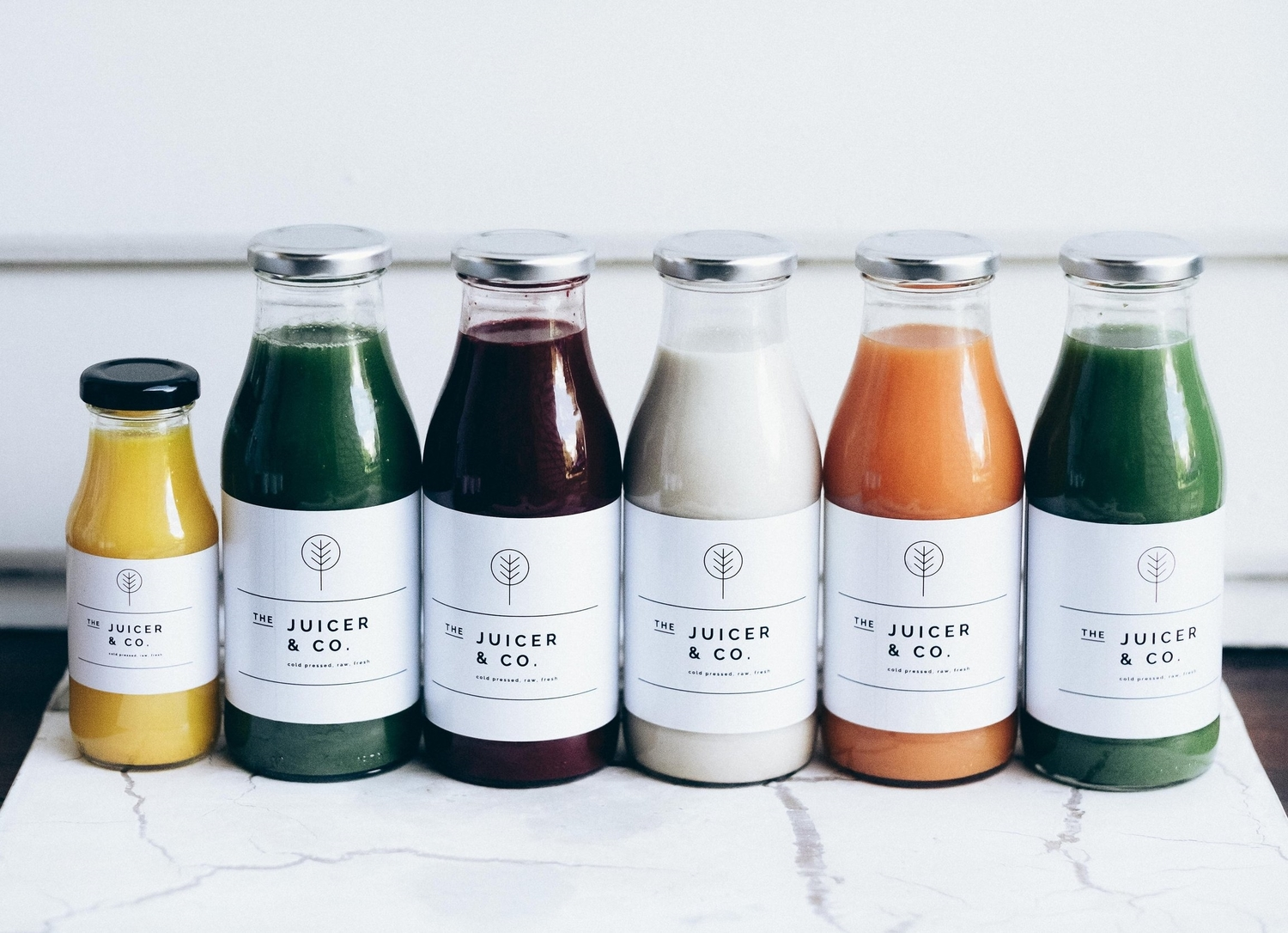 Stockists — The Juicer & Co