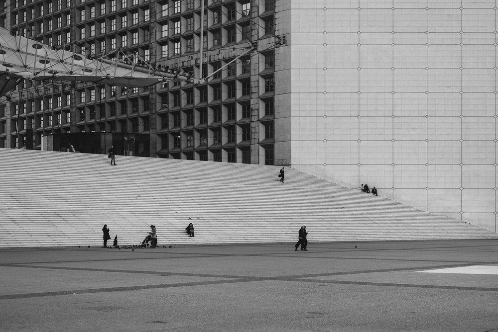 Grande Archede la Défense - Paris