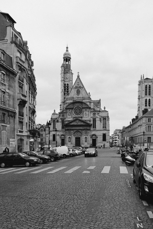 Saint-Étienne-du-Mont - Paris