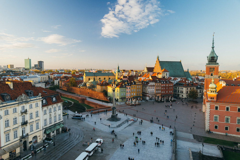 - Warsaw