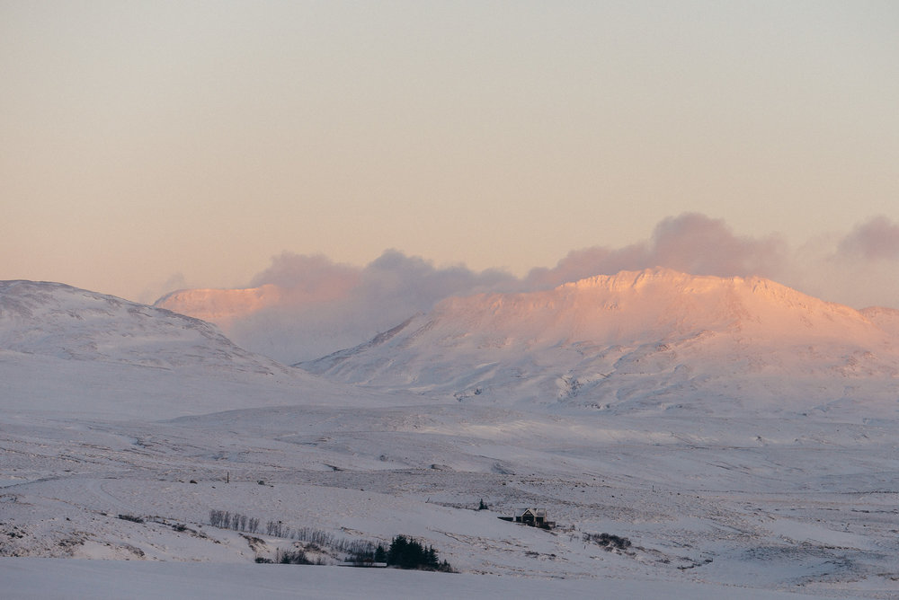 Iceland '17 - WINTER
