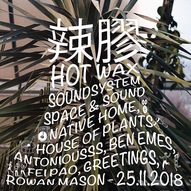 Going through some records for Space & Sound @nativehomehouseofplants  Fei Pao 10:30 - 11:45 @bobbyitsgottabefunky 12:00 - 13:45 @sanpodisco  13:45 - 15:30 @antoniousssss 15:30 - 17:15 @djpissbreak 17:15 - 19:00 X