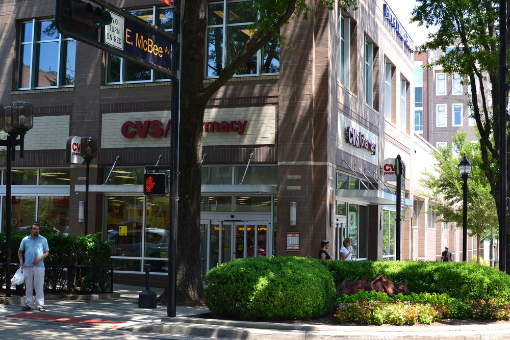 CVS Pharmacy -- Downtown Greenville, SC