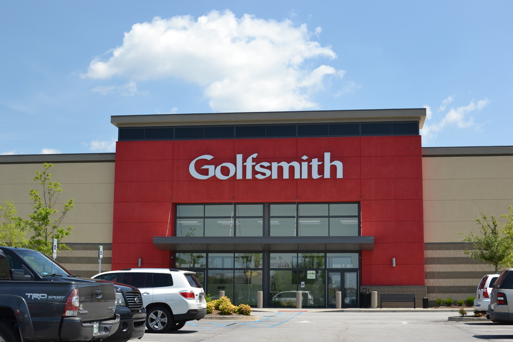 Golfsmith -- Greenville, SC