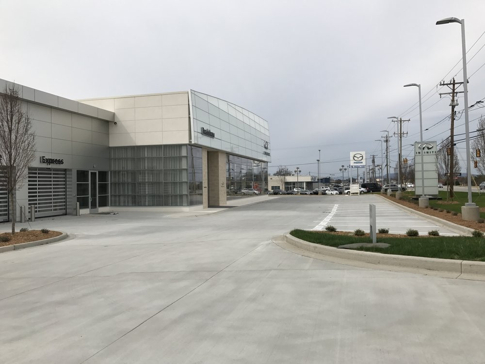 """Sandlapper Concrete not only met every demand we could ask, they also had a manager on site to monitor and control every aspect of their role in this project.""   - Steve Terrell, Project Superintendent Yeargin Potter Smith"
