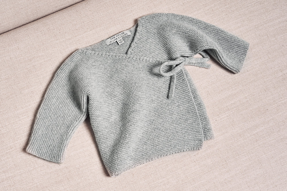 the maeve cashmere cardigan