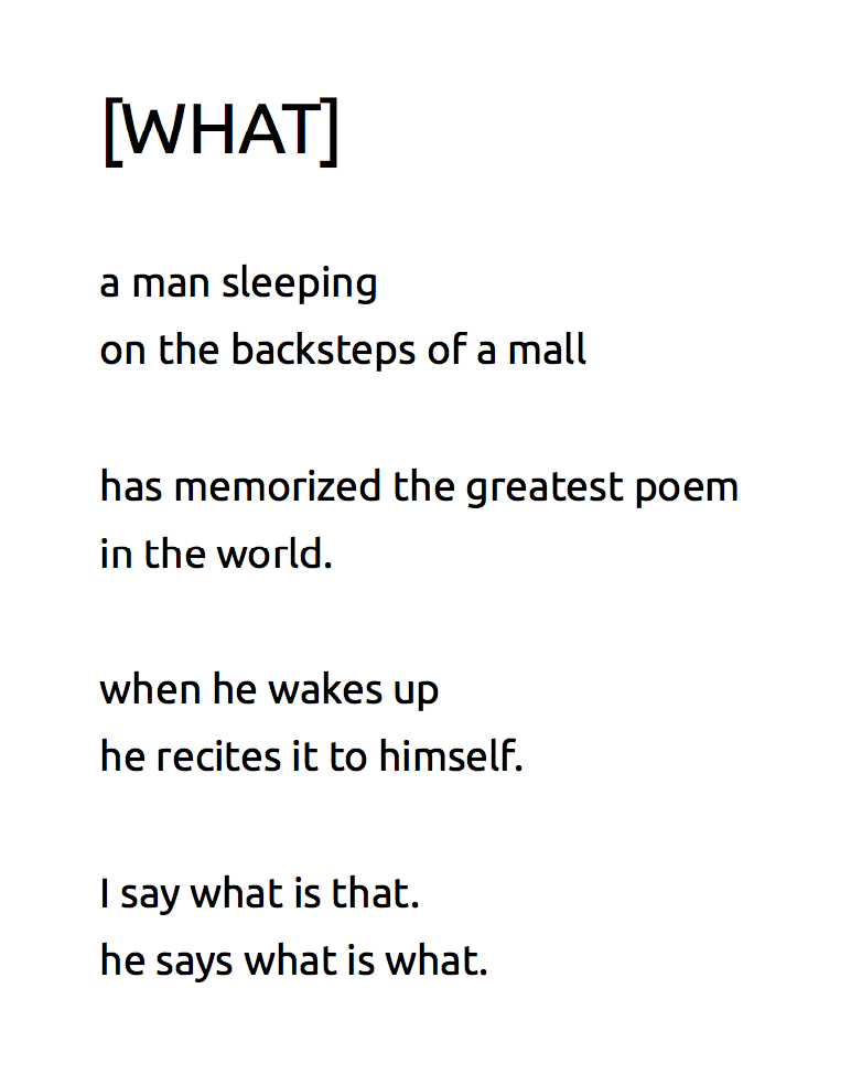 boosthouse :     poem by  matthew sherling from the upcoming book  bring me my absolute surrender