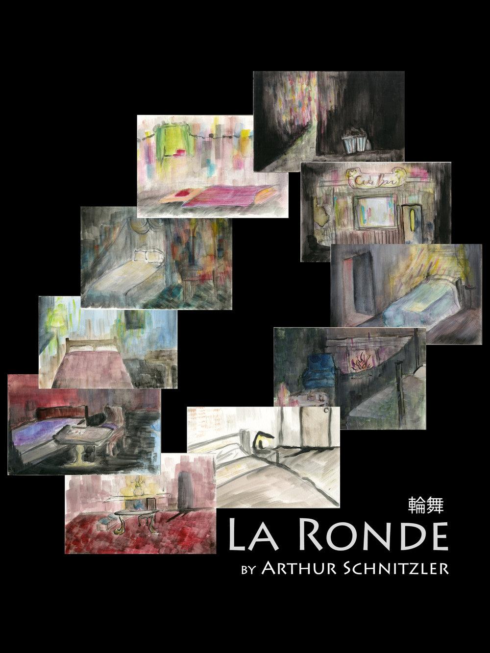 La Ronde  by Arthur Schnitzler Setting in the present in Yokosuka, Japan. Unproduced.