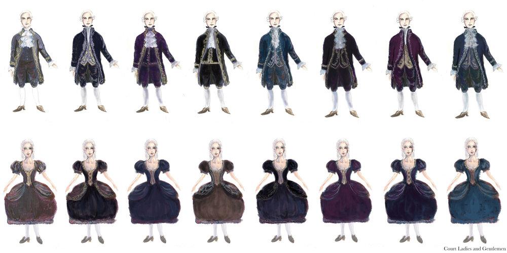 Cinderella (Ashton) - Beading Design Project