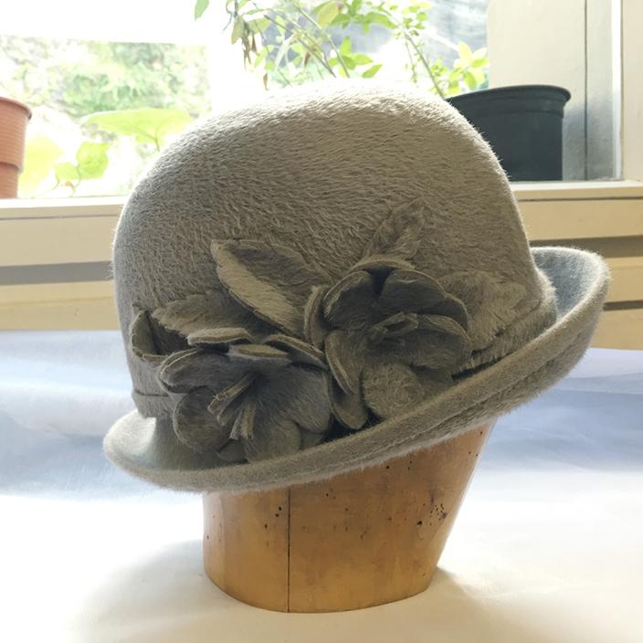 1920s Hat Design & Crafting  Learned under the hat maker workshop at the Salzburg Festival