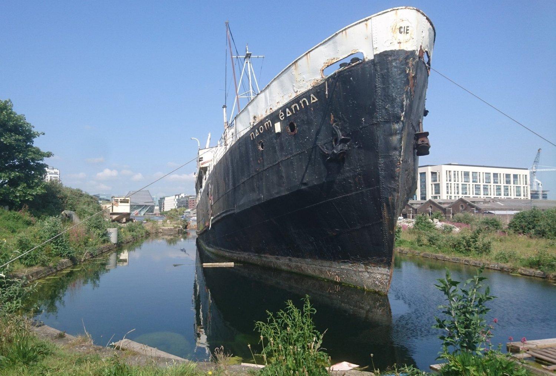 graving docks eamon ryan