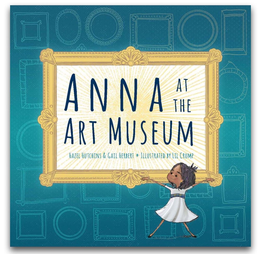 Anna at the Art Museum book cover