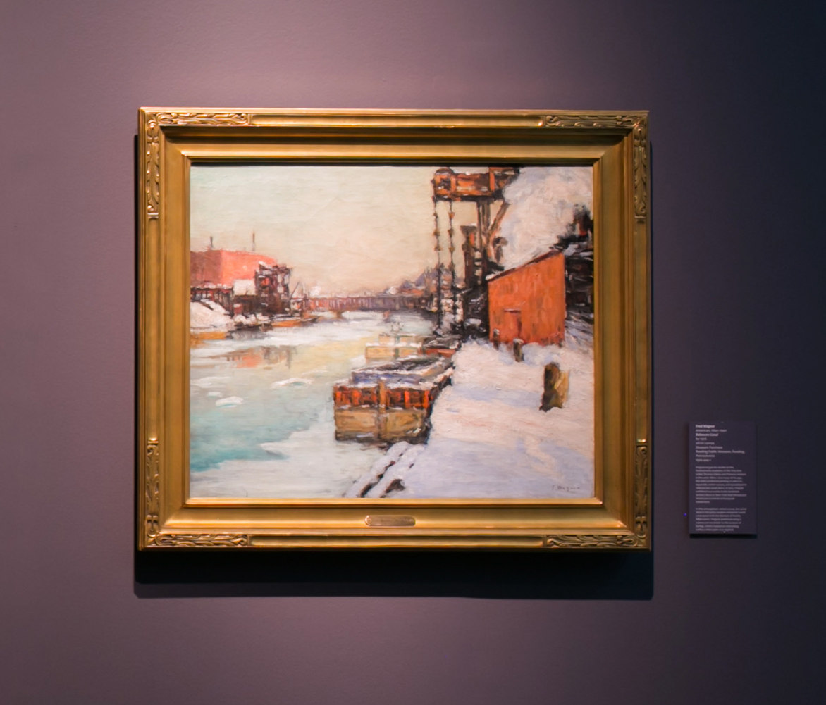 af83479ae Staff Picks  Across the Atlantic  American Impressionism through the French  Lens