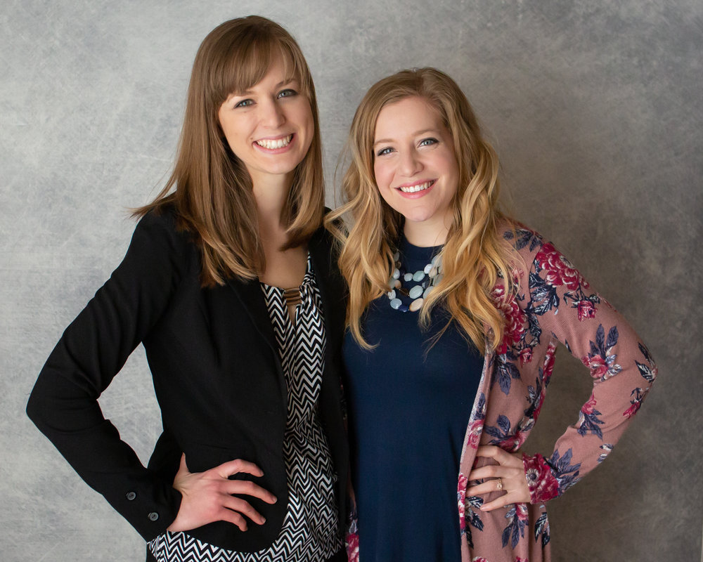 Julia Marble, owner, and Bethany Rouse, music coordinator  photo credit: Bonnie Snyder