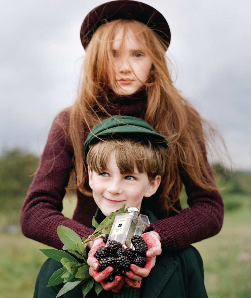 promotional image from Jo Malone London.