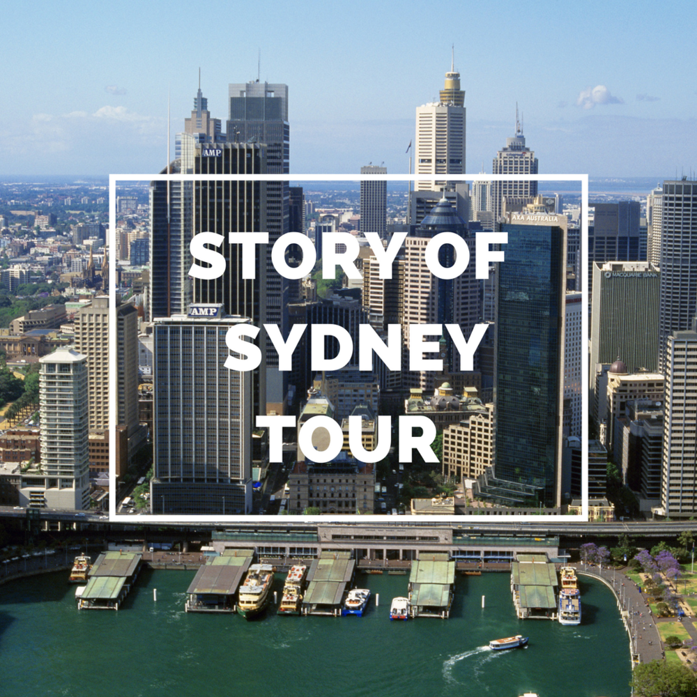 Story of Sydney Tour - A journey of Sydney's growth from a penal colony from 1788 through to one of the world's most iconic cities today. Operates at 6:45amDistance 8kms