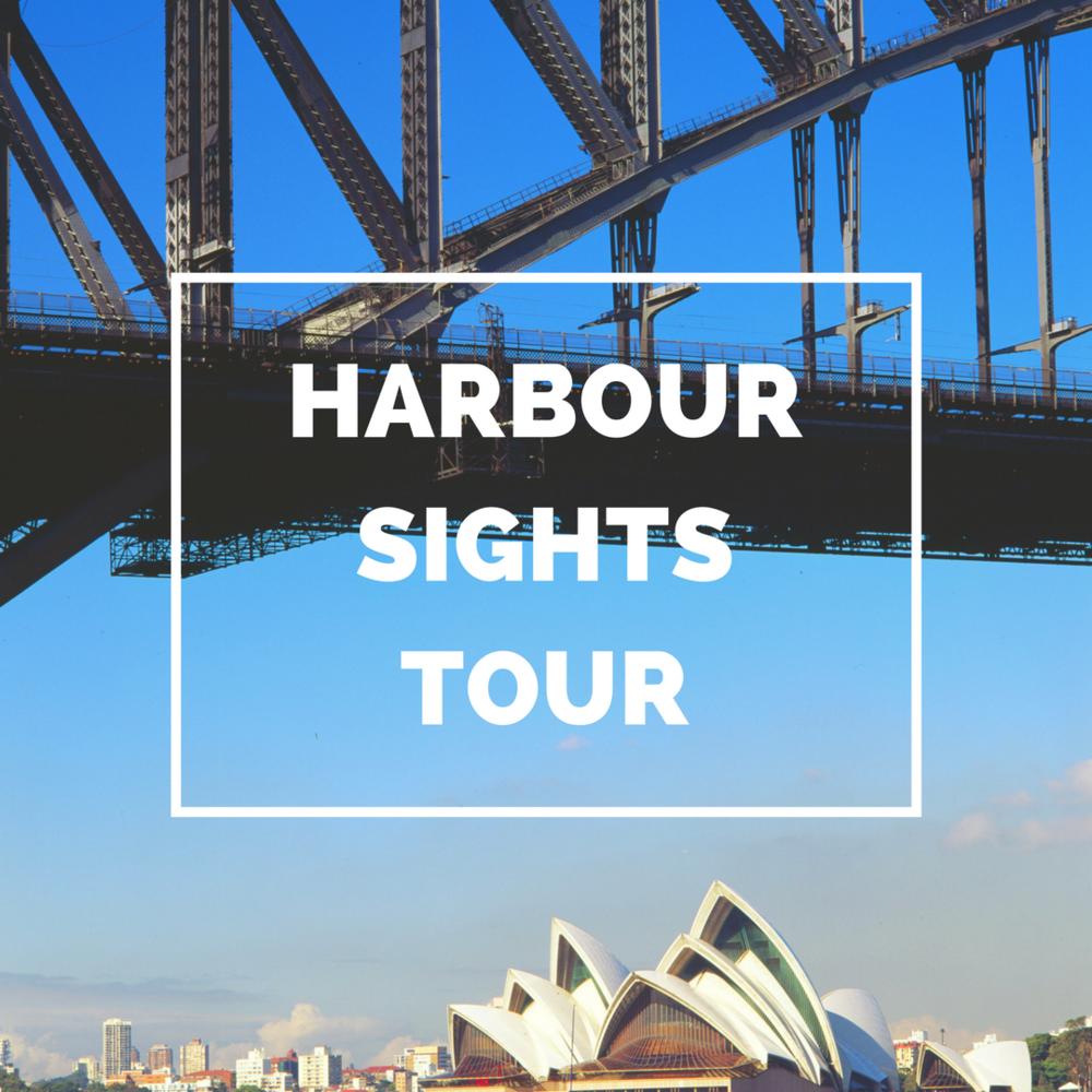 harbour sights tour
