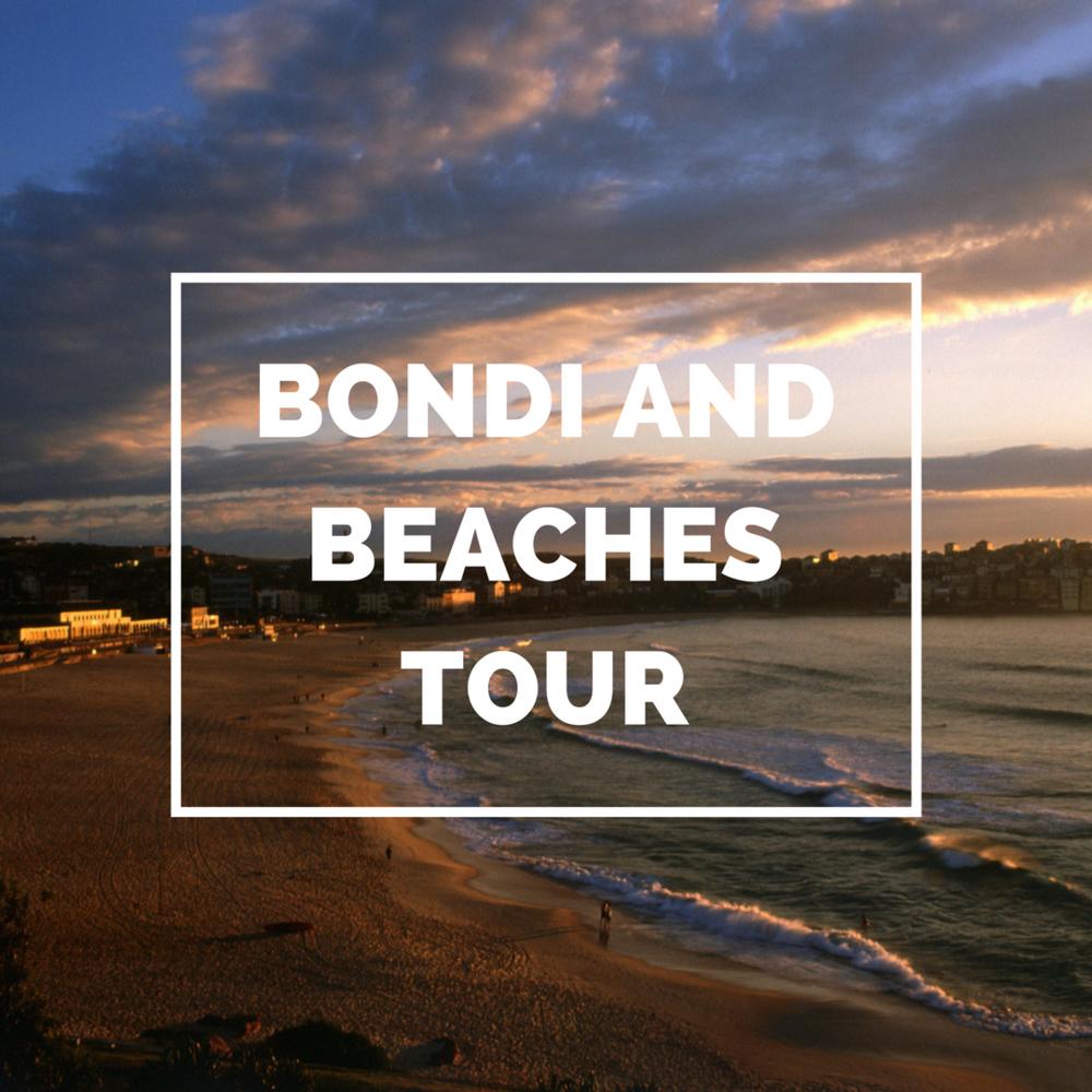 bondi and beaches