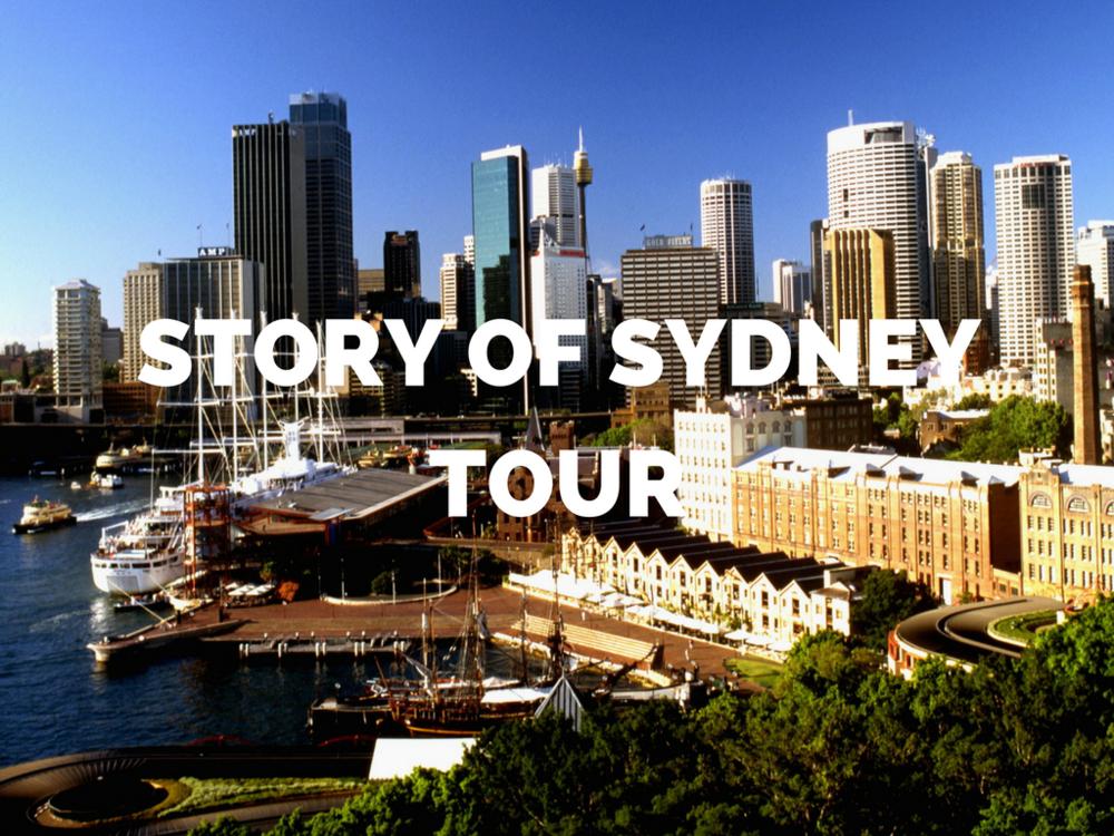 Story of Sydney