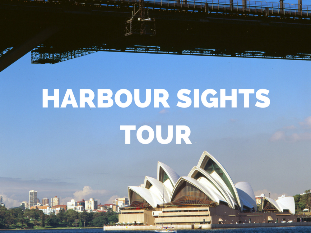 Harbour Sights Tour