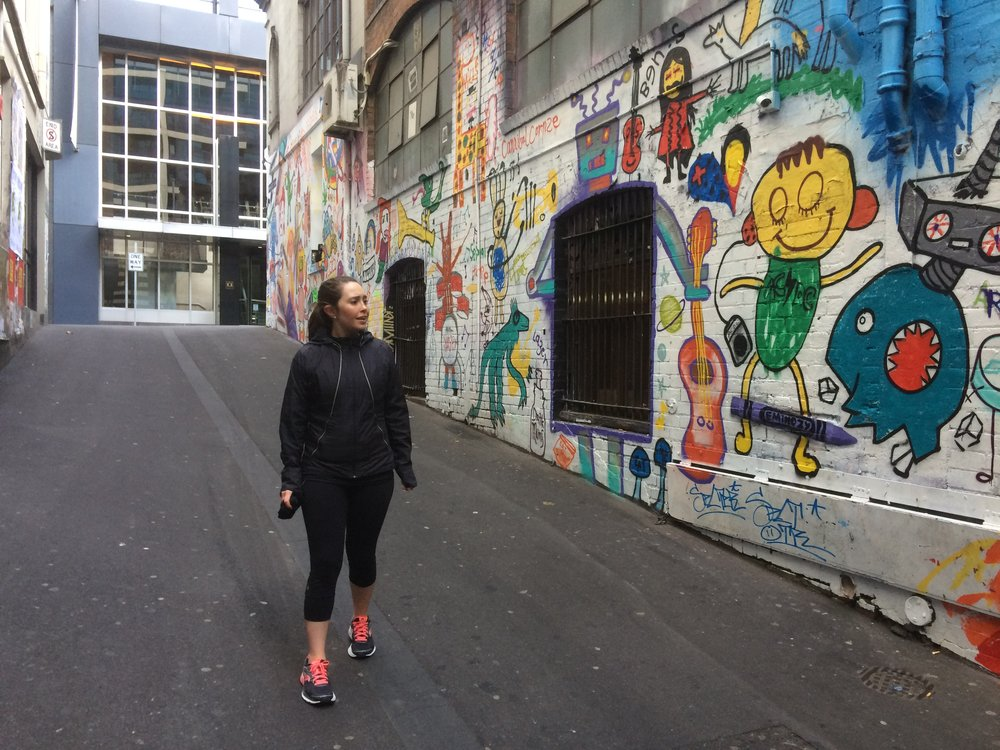 Laneways Discovery Tour -
