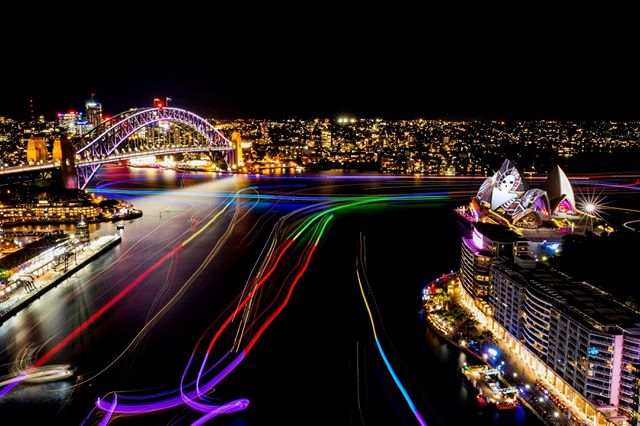 Explore Sydney all lit up on our Vivid Nights Tour.... it's starting soon and runs for three weeks only! • • • • • #running #run #runner #marathon #runners #runhappy #marathontraining #instarunners #instarun #halfmarathon #sydney #australia #trailrunning #instarunner #runnerscommunity #trailrun #happyrunner #runtoinspire #runchat #runitfast #ilovesydney #time2run #correr #furtherfasterstronger #sydneylocal #seenonmyrun #trailrunner #travelling #sydneyeats #sydneyinstarunners