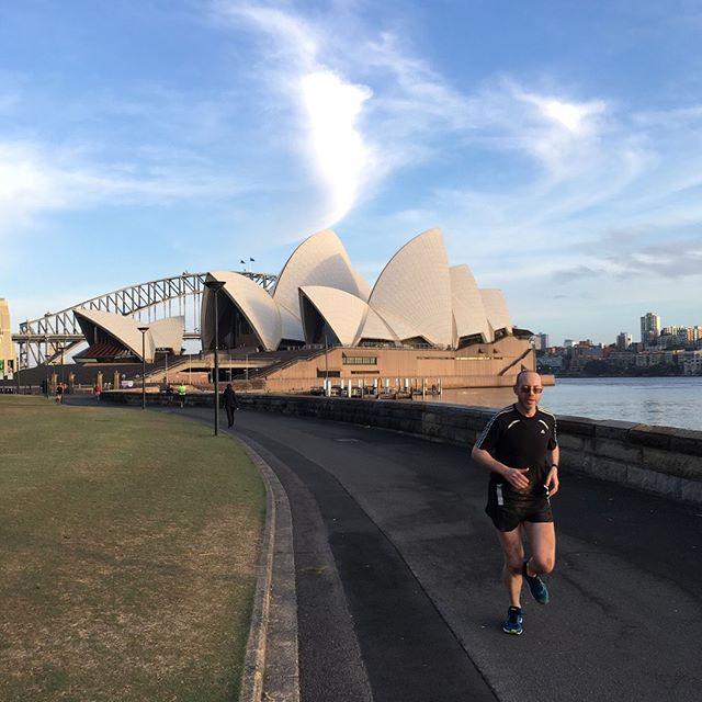 Another stunning Sydney morning for a run by the harbour. • • • • • #running #run #runner #marathon #runners #runhappy #marathontraining #instarunners #instarun #halfmarathon #sydney #australia #trailrunning #instarunner #runnerscommunity #trailrun #happyrunner #runtoinspire #runchat #runitfast #ilovesydney #time2run #correr #furtherfasterstronger #sydneylocal #seenonmyrun #trailrunner #travelling #sydneyeats #sydneyinstarunners