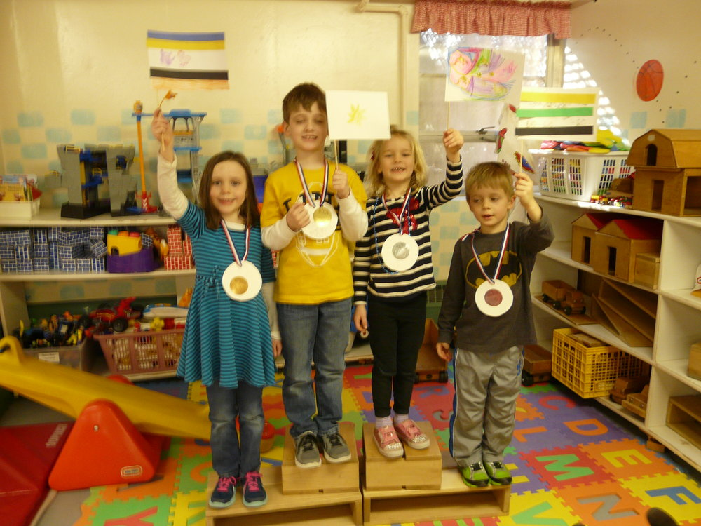 Olympic Medal Ceremonies