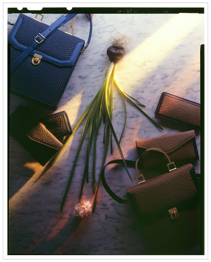 still life / product shoot ~ Italian Designer fashion accessories
